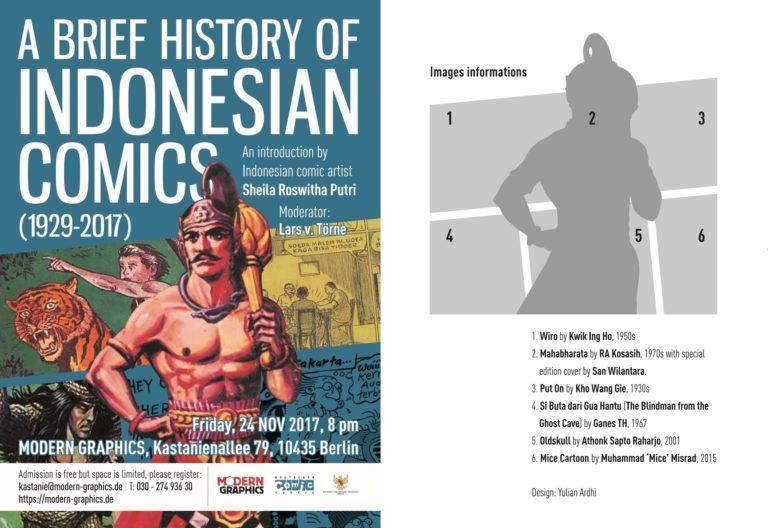 Indonesische Comics