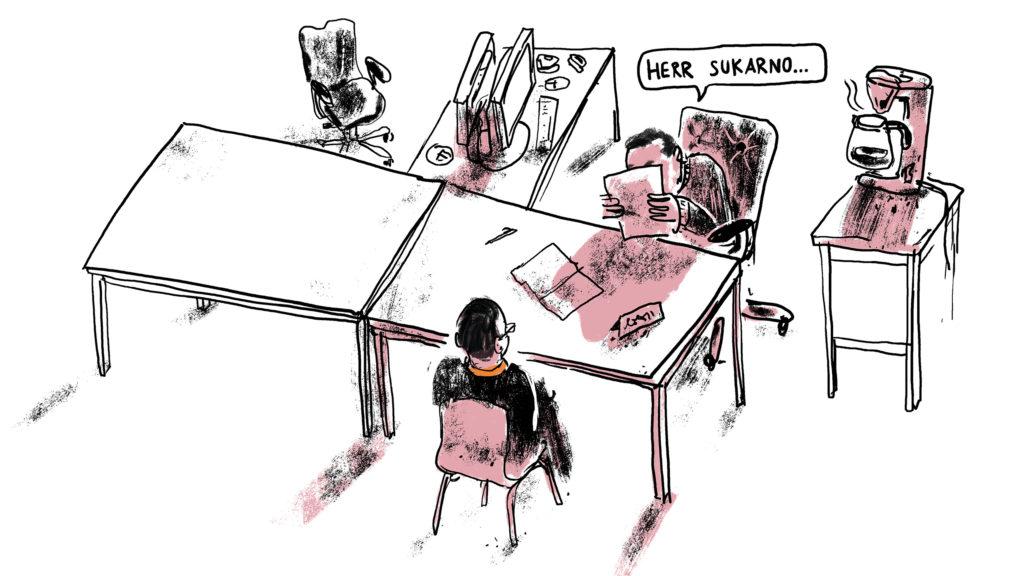 Comic Markus Köninger