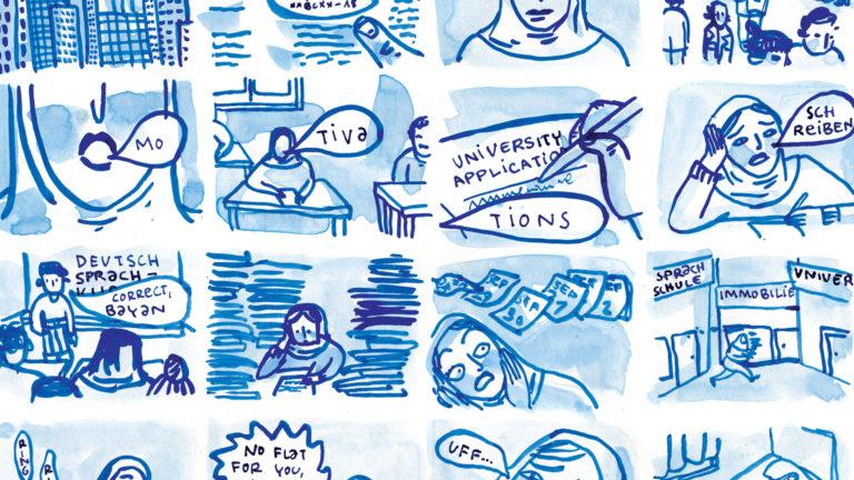 Comic Ilki Kocer