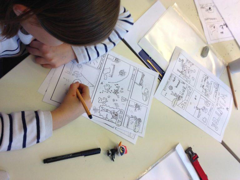 Comicworkshop Schöneberg