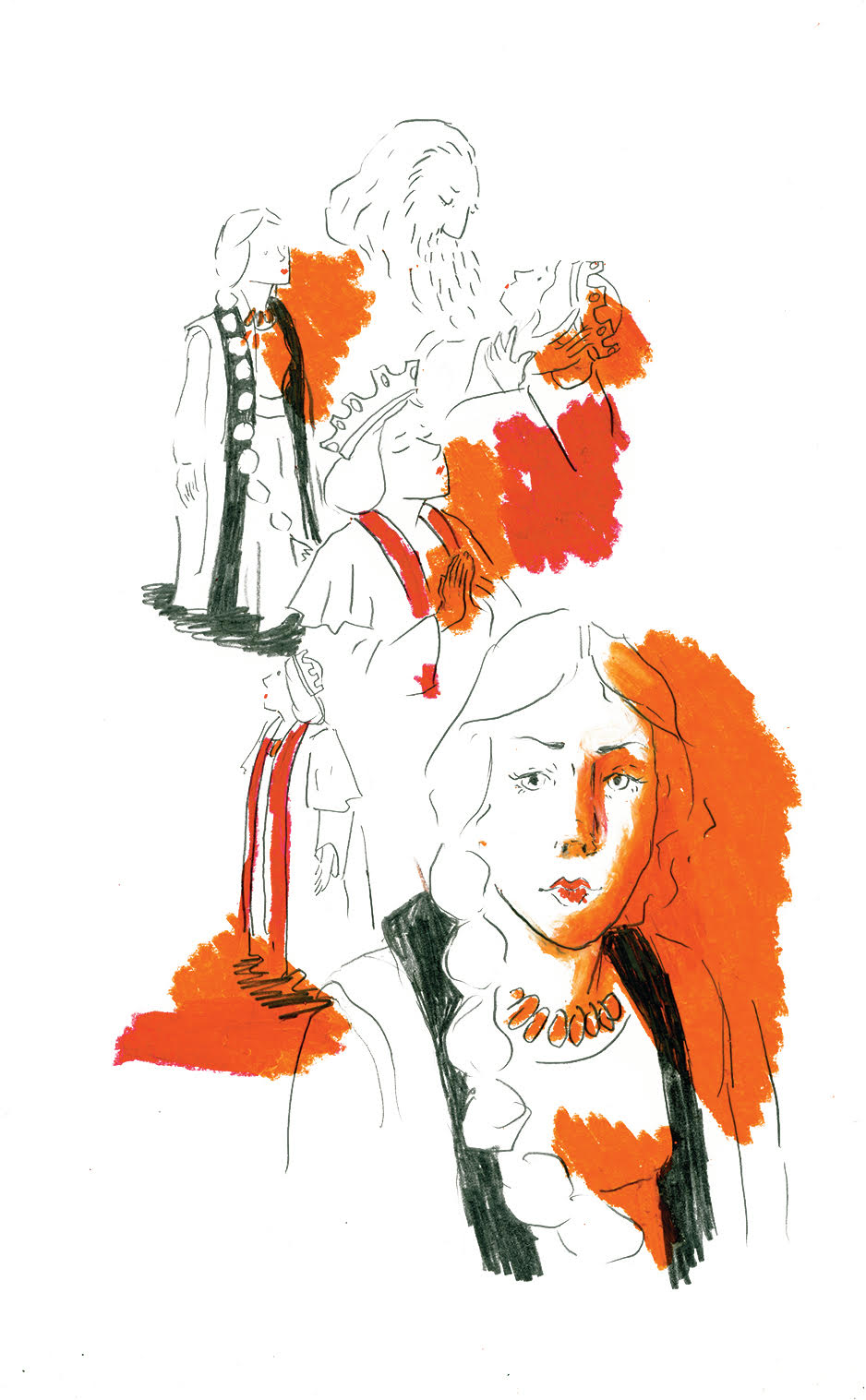 Illustration Burcu Türker