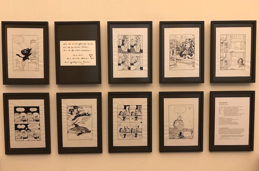 Ausstellung Maki Shimizu