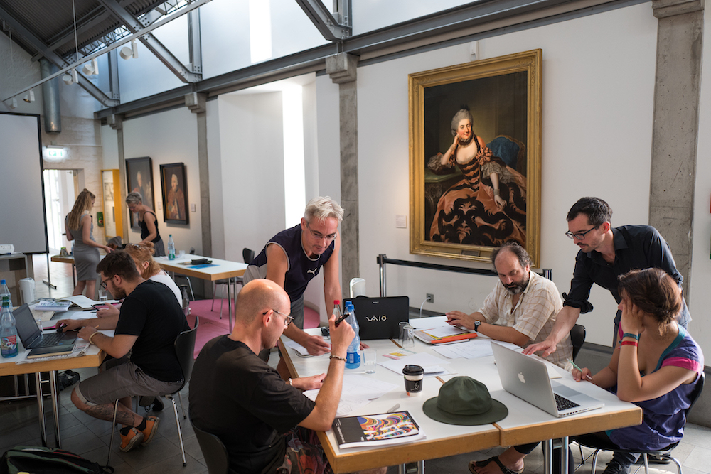 Comicworkshop Erlangen